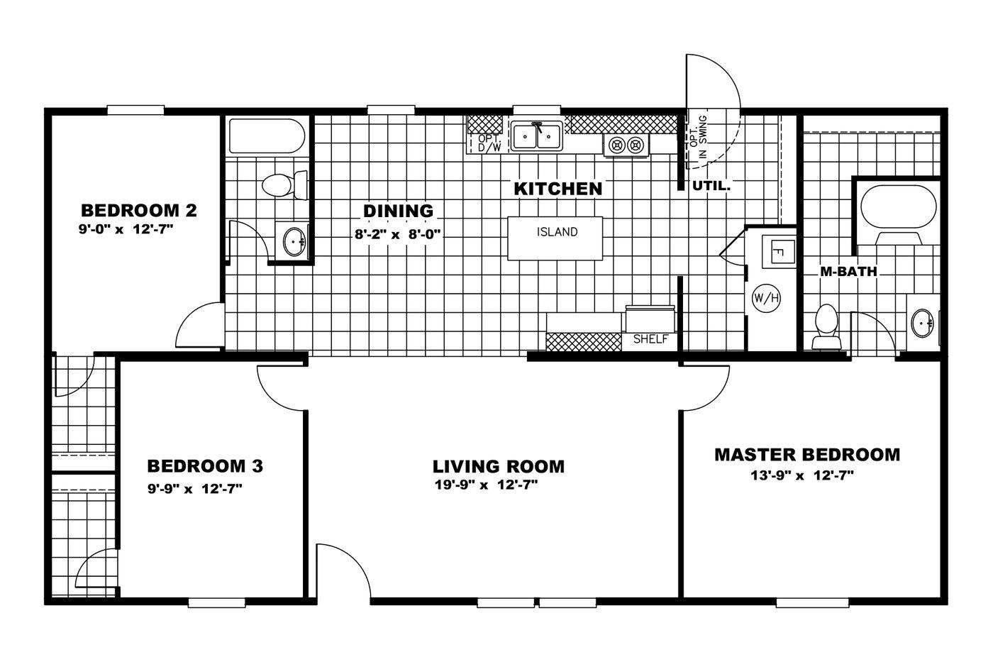Satisfaction Floorplan