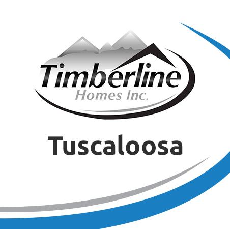 Timberline Homes Inc: Tuscaloosa Logo