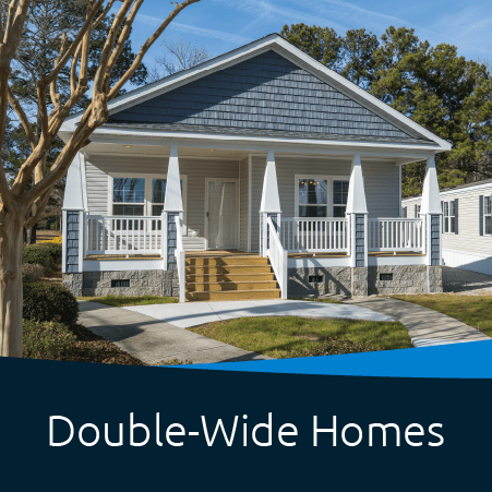 Double-Wide Homes