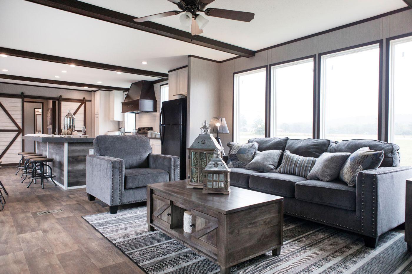 The Seaside Living Room
