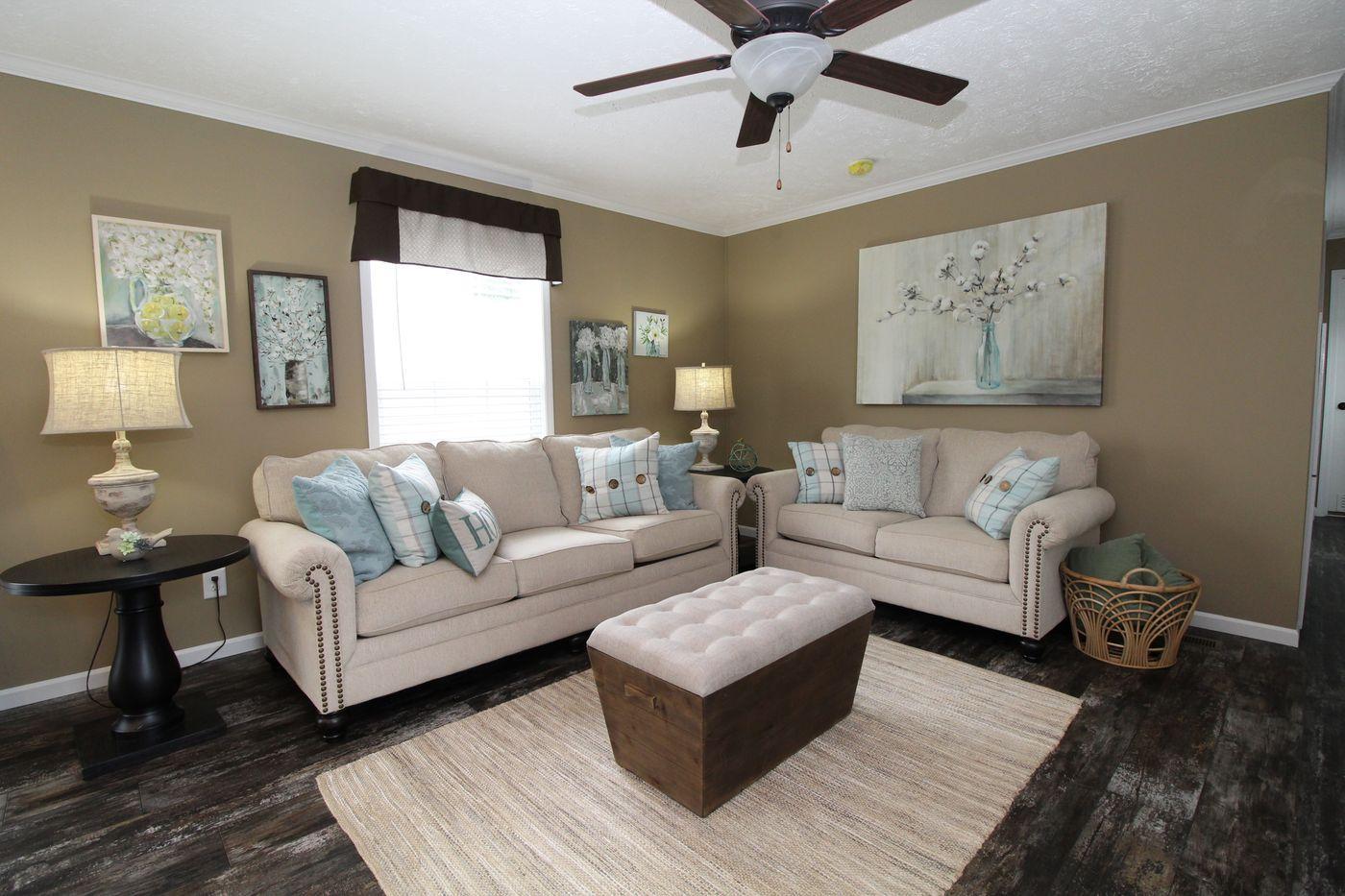 The Wilcox Living Room