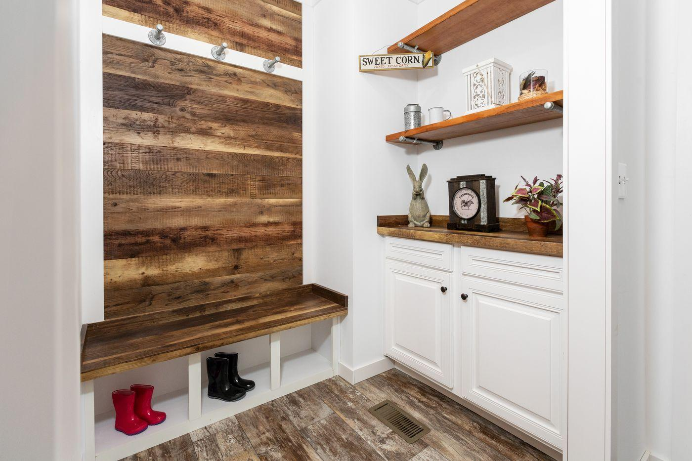 The Lulabelle Mudroom