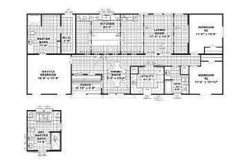 Hampton Bay Floorplan