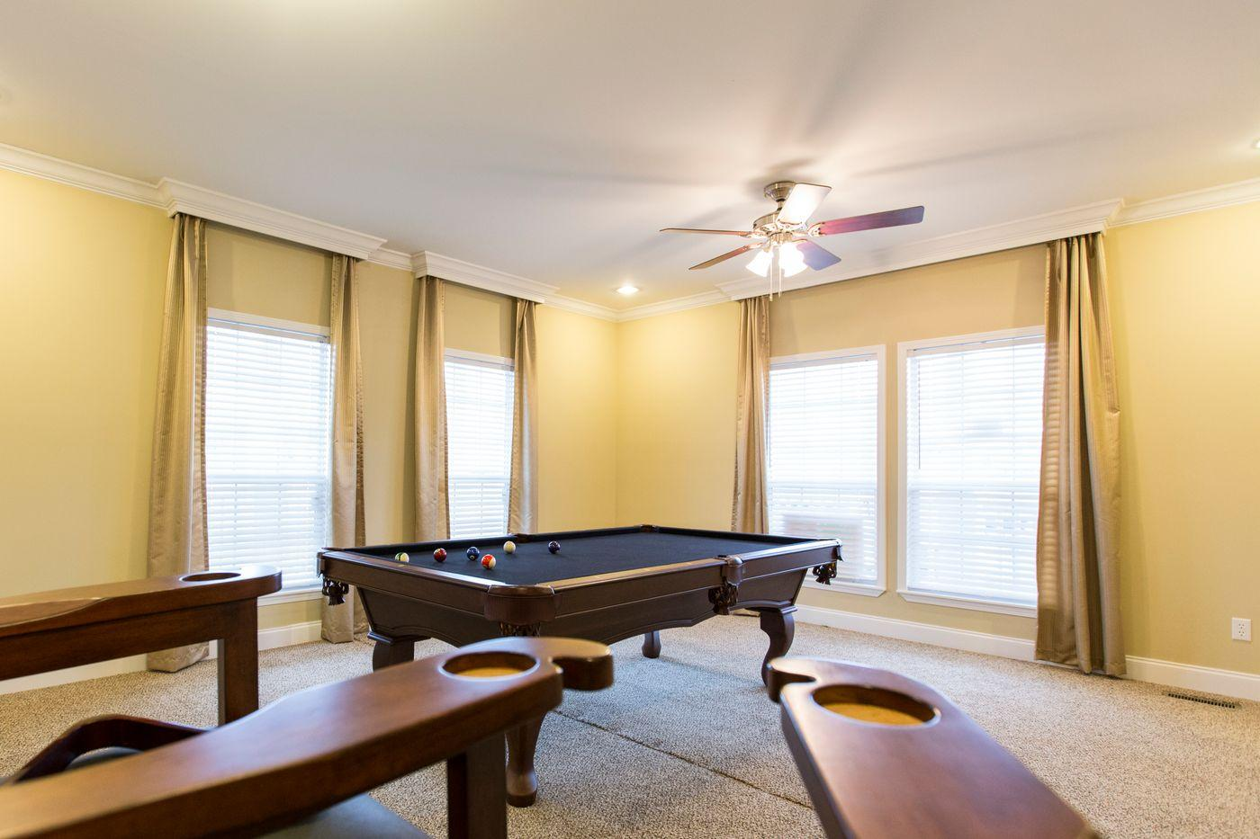 The Jefferson Pool Table