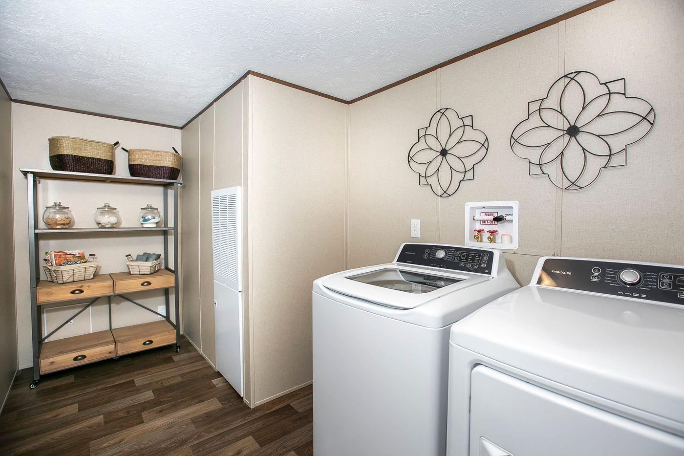 Triumph Laundry Room