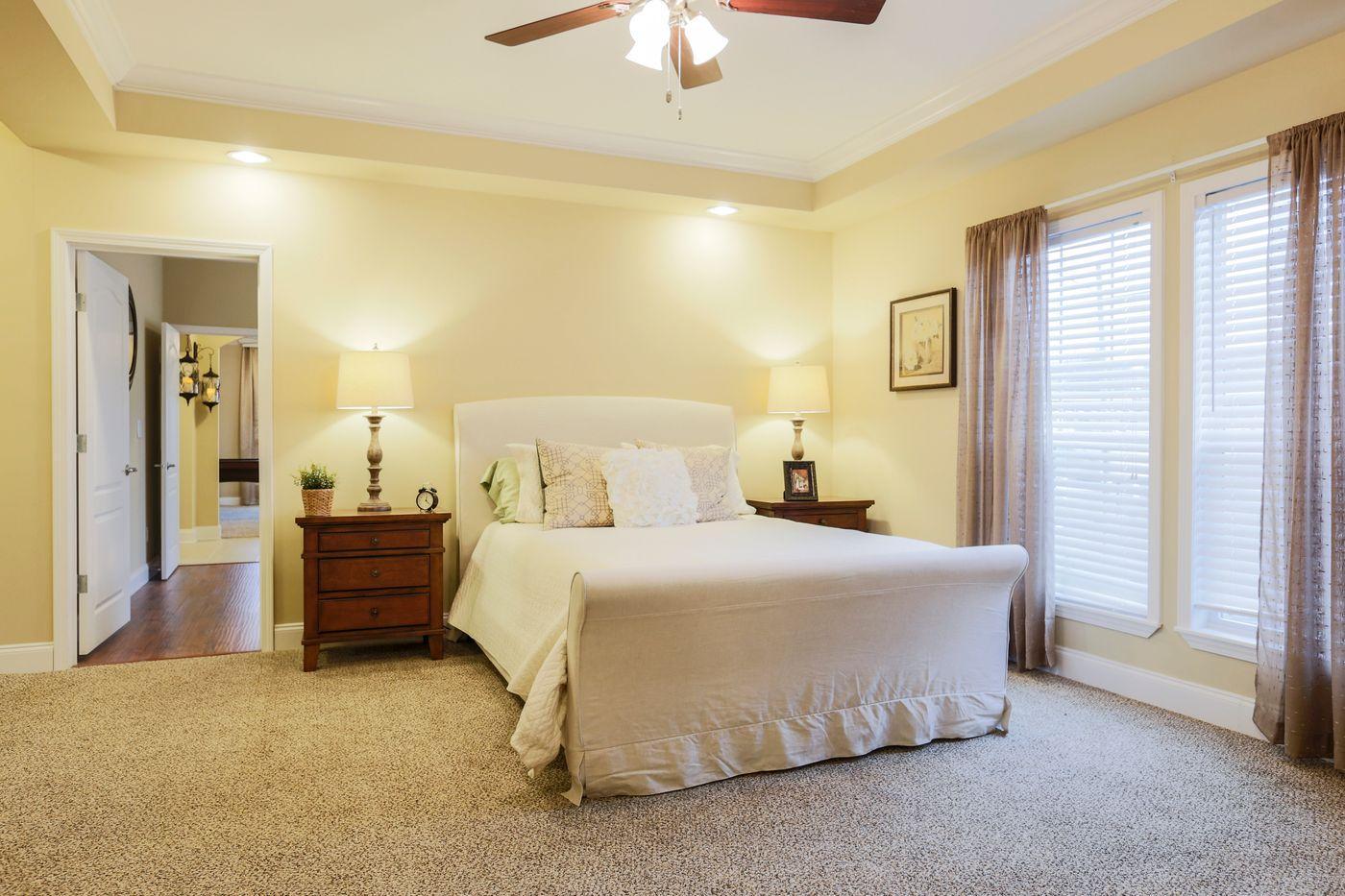 The Jefferson Bedroom