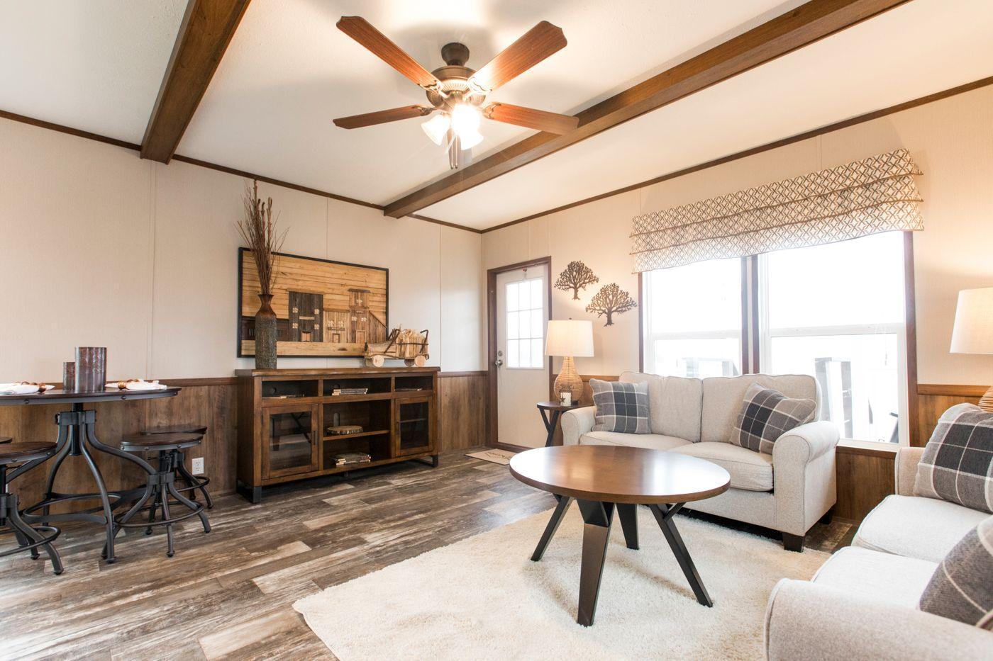 The Lodge Living Room