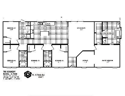Kennedy Floorplan