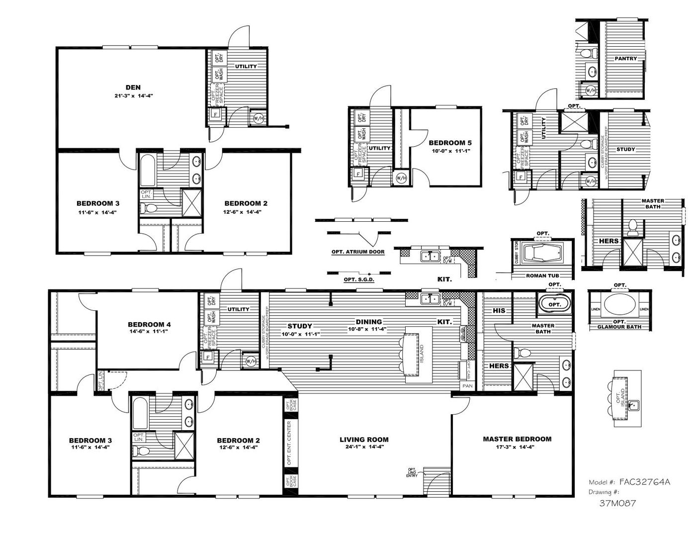 The Starling  Floorplan