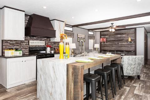 The Granite Ridge Kitchen