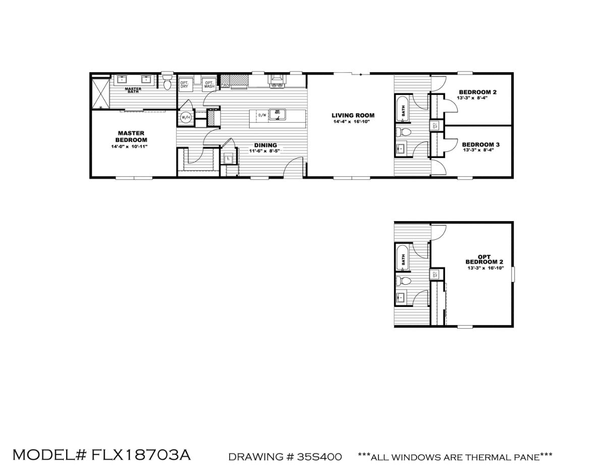 The Flex Floorplan
