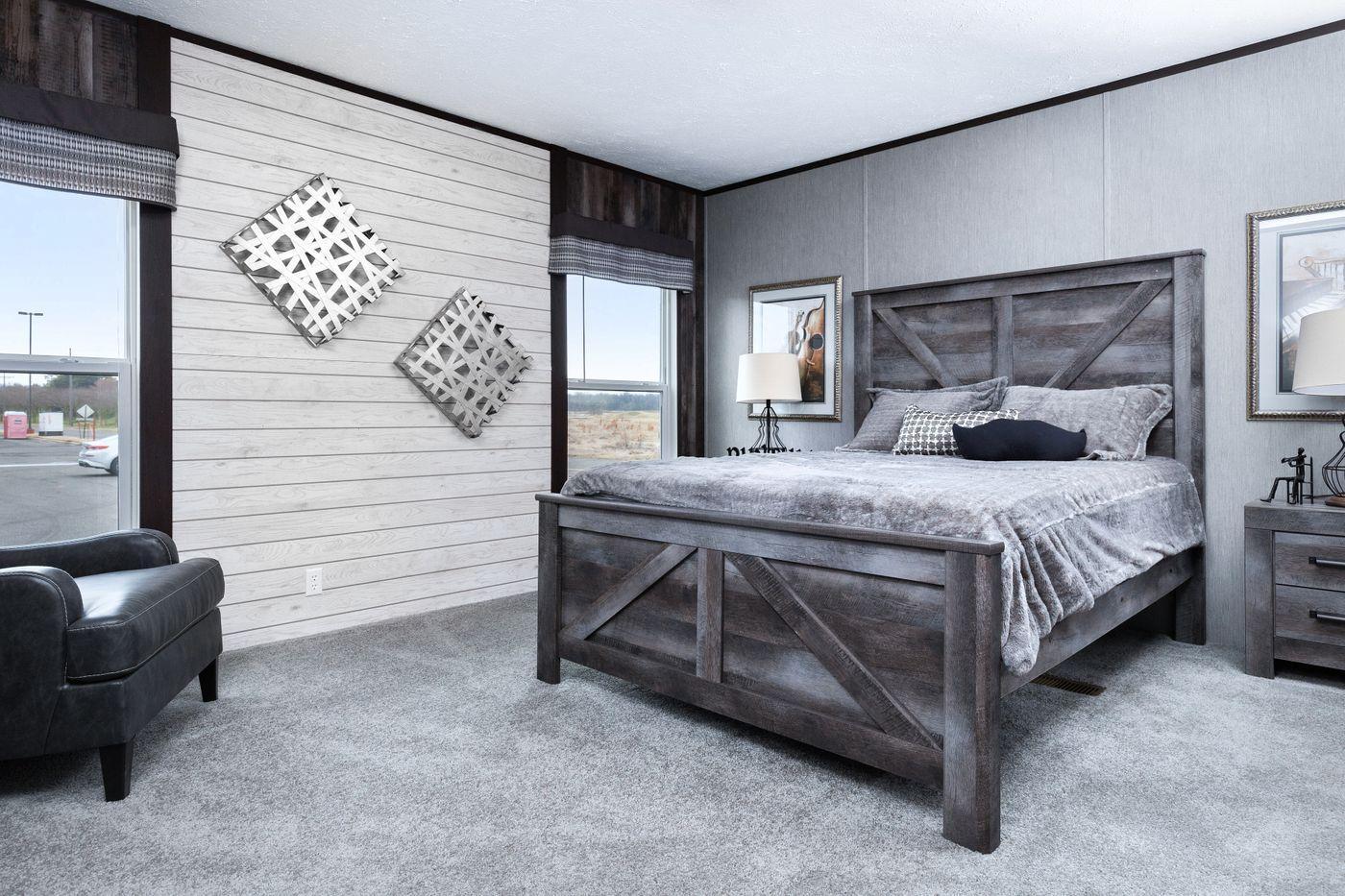The Shoreline Bedroom