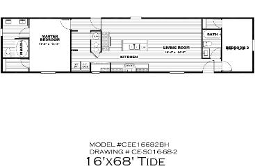 The Tide - COMING SOON!!!! Floorplan