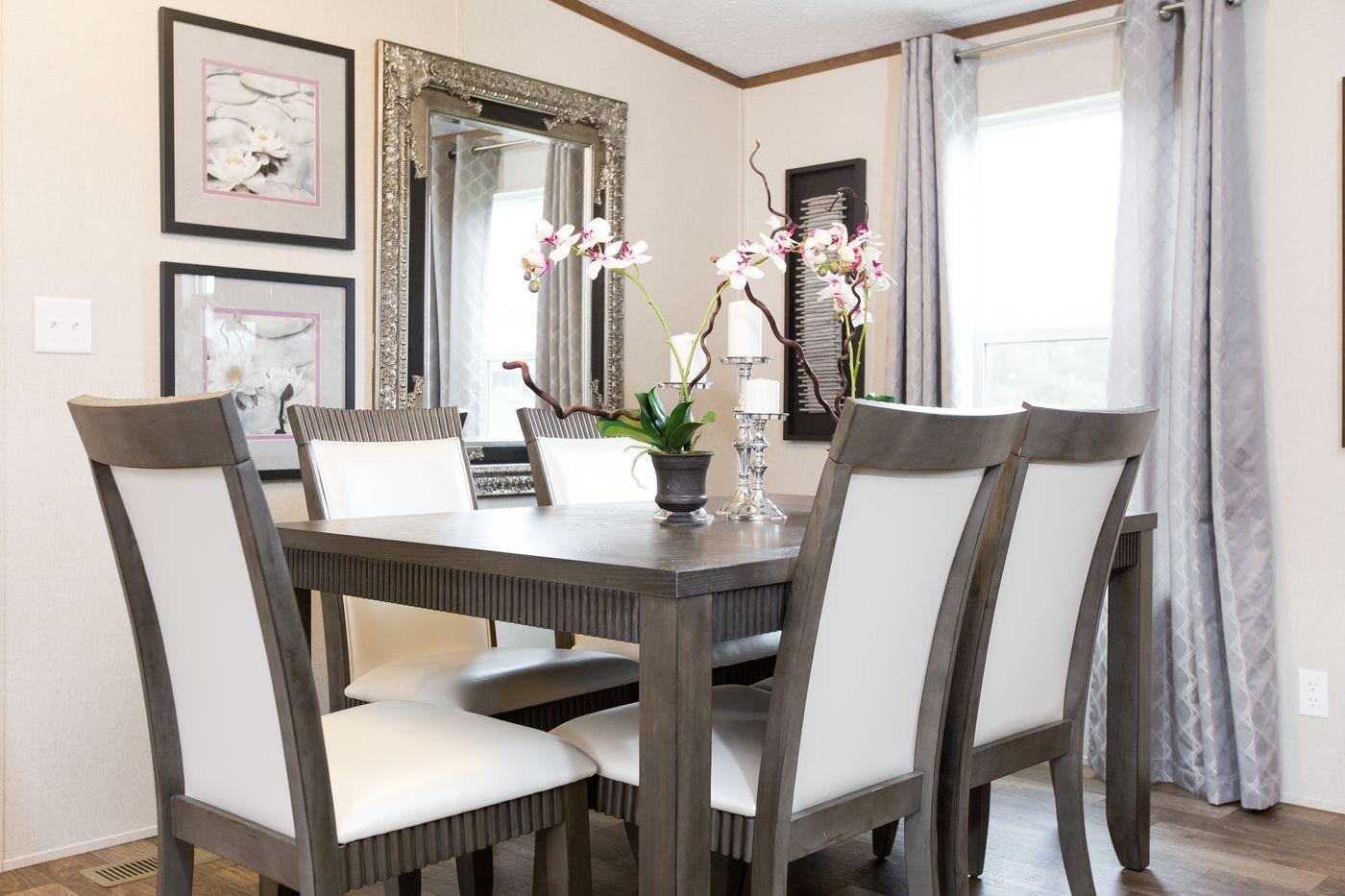 The Satisfaction Dining Area