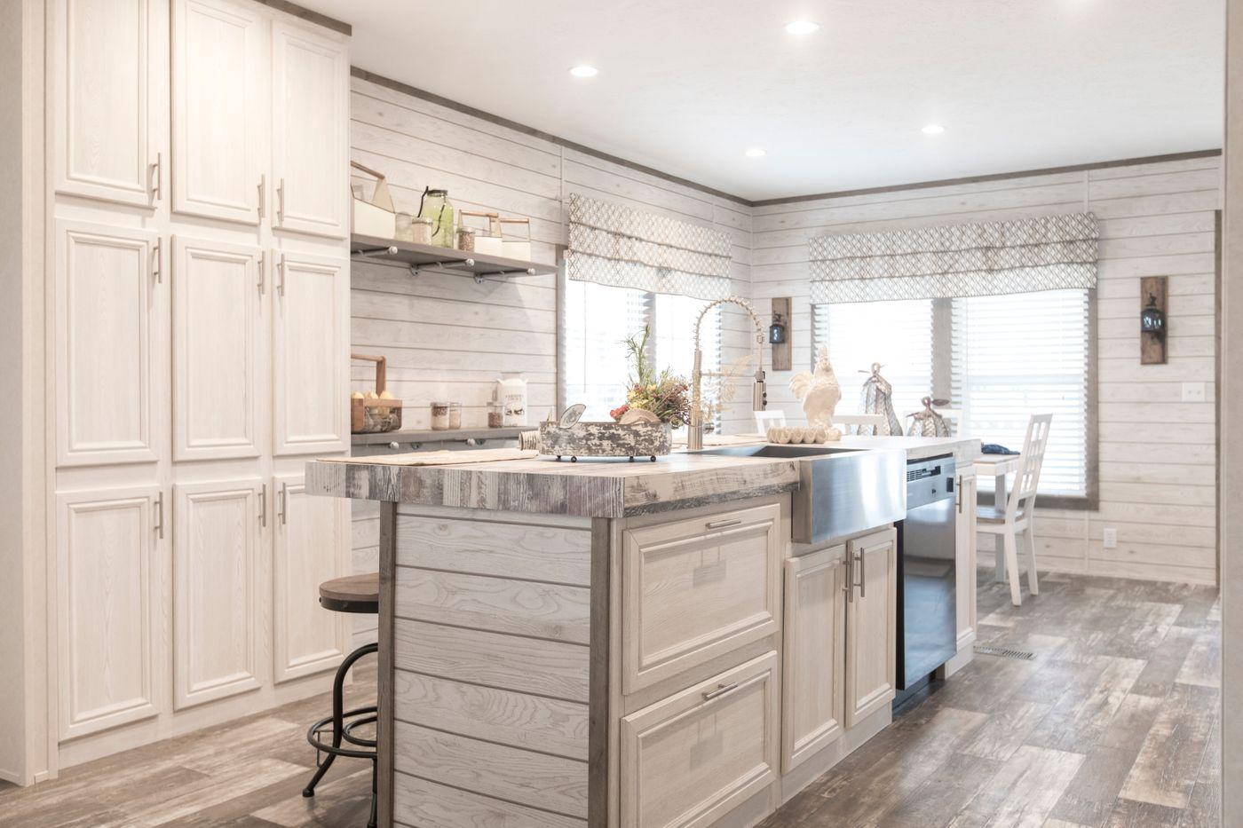The Southern Farmhouse Kitchen