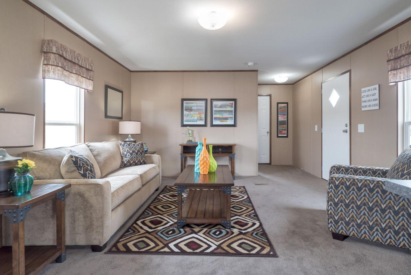 The Hancock Living Room