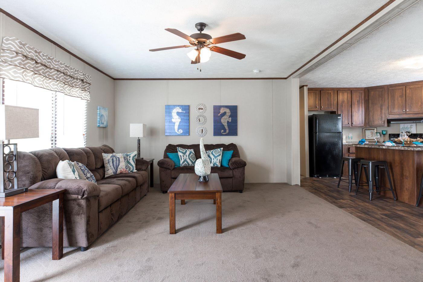 The Hooper Living Room
