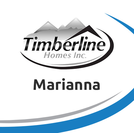 Timberline Homes Inc: Marianna Logo