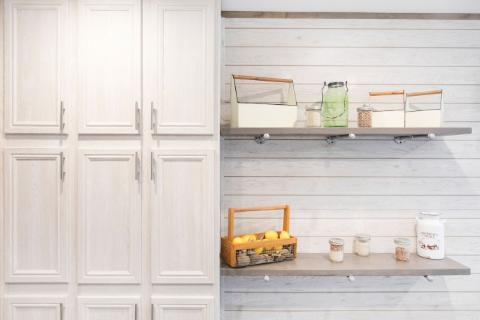 The Southern Farmhouse Shelving