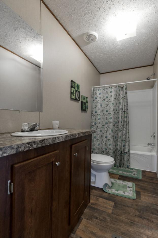 The Hooper Bathroom
