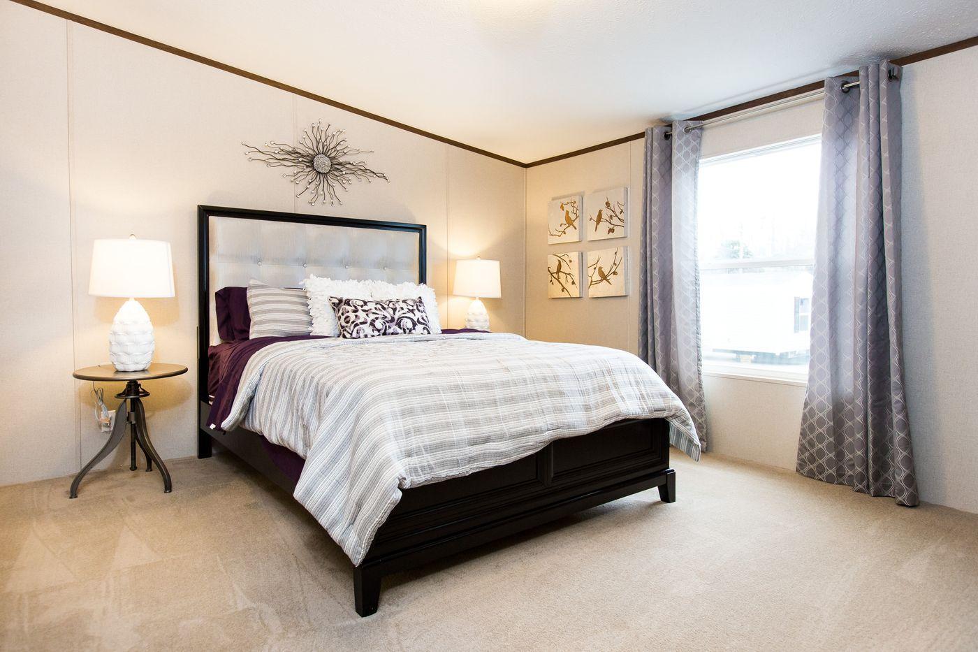 The Satisfaction Bedroom