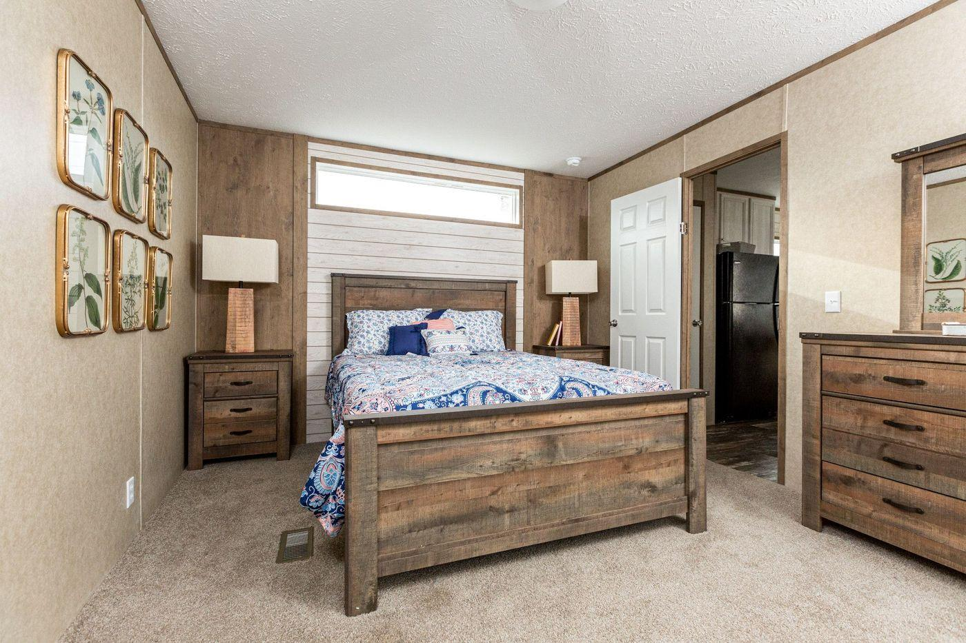The Ranch House Bedroom