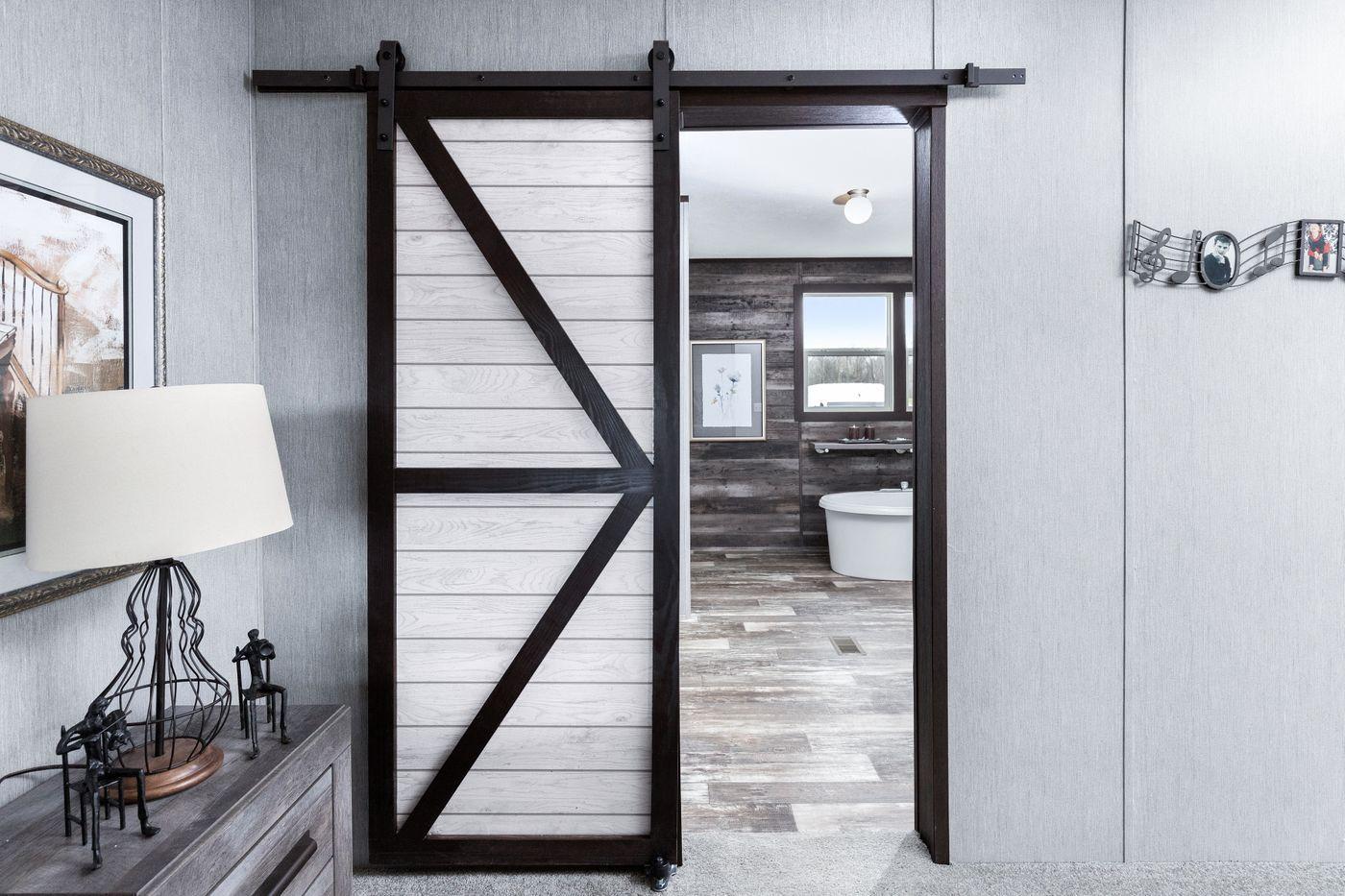 The Shoreline Barn Door