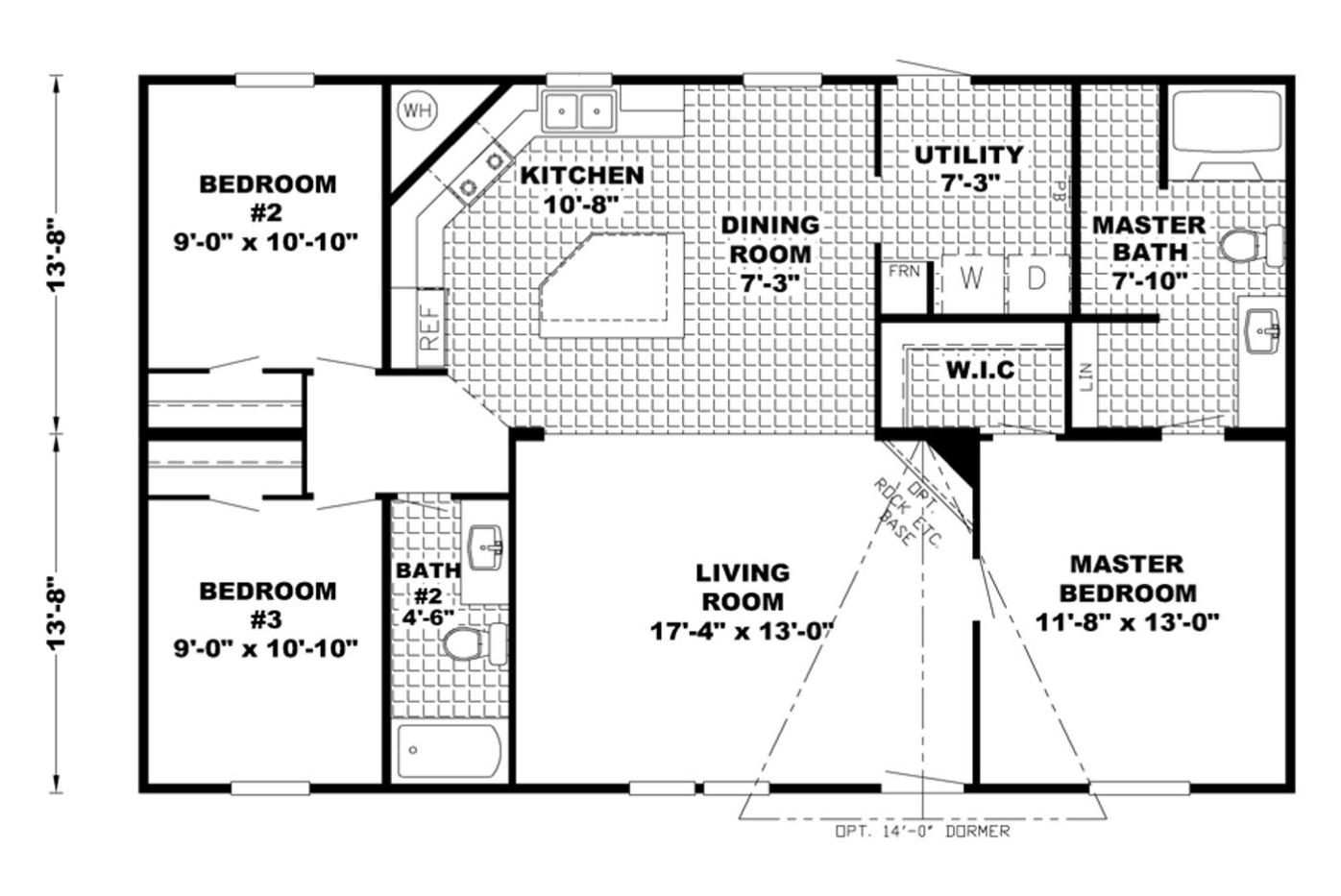 The Hooper Floorplan