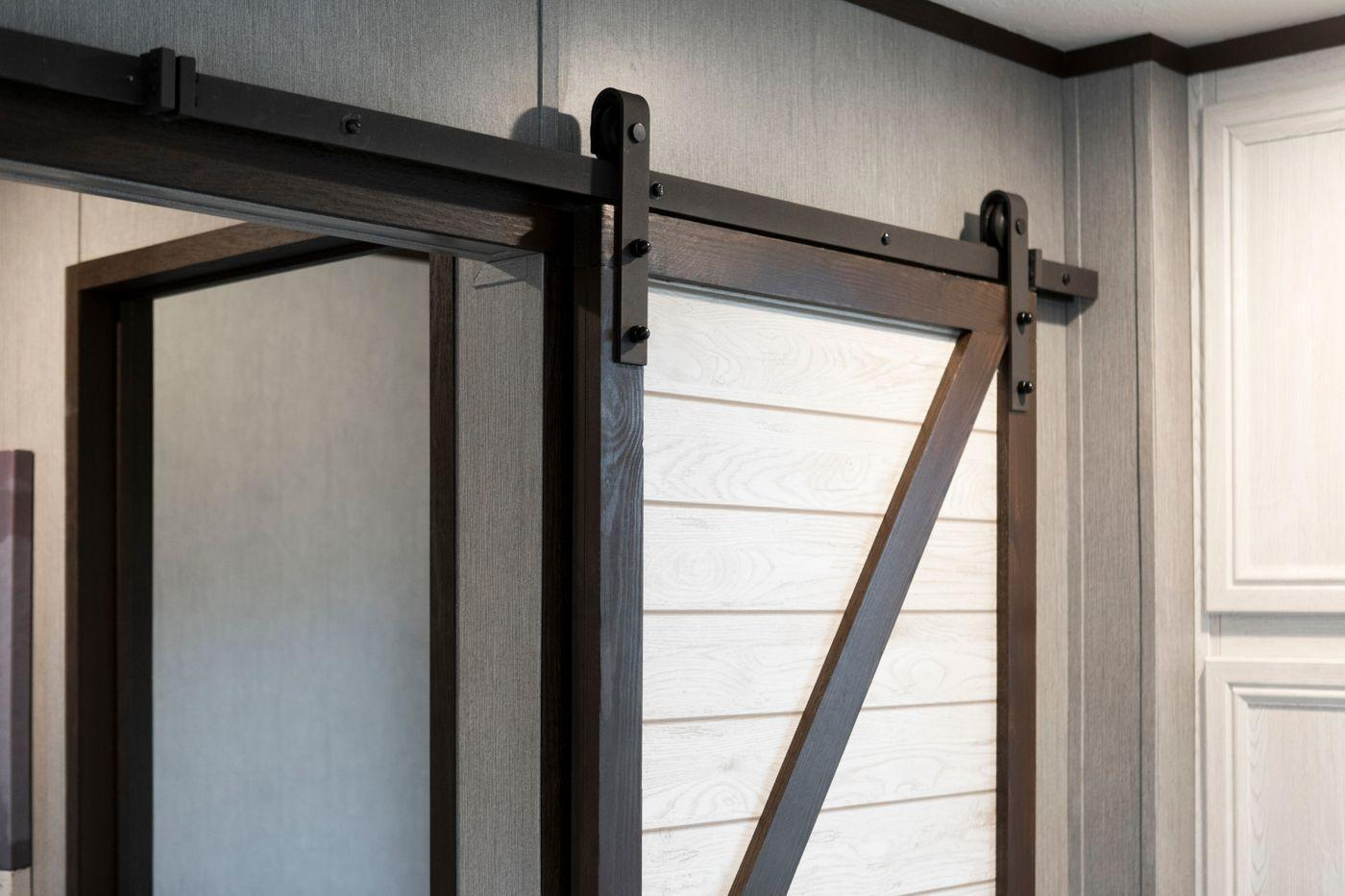 The Seaside Barn Door