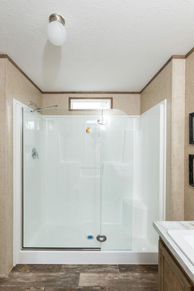 The Ranch House Bathroom