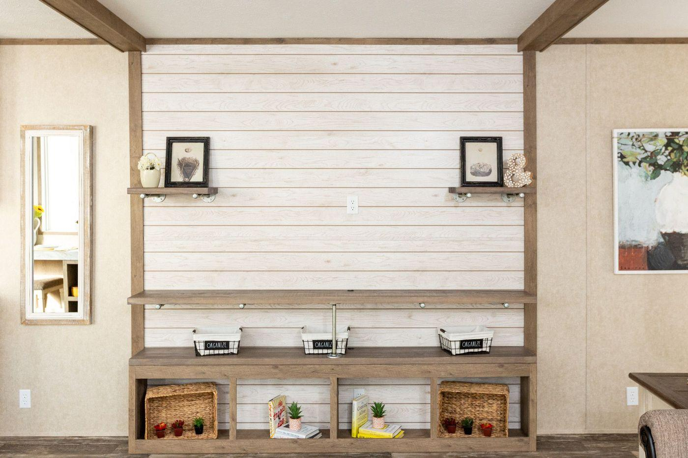 The Ranch House Shelving