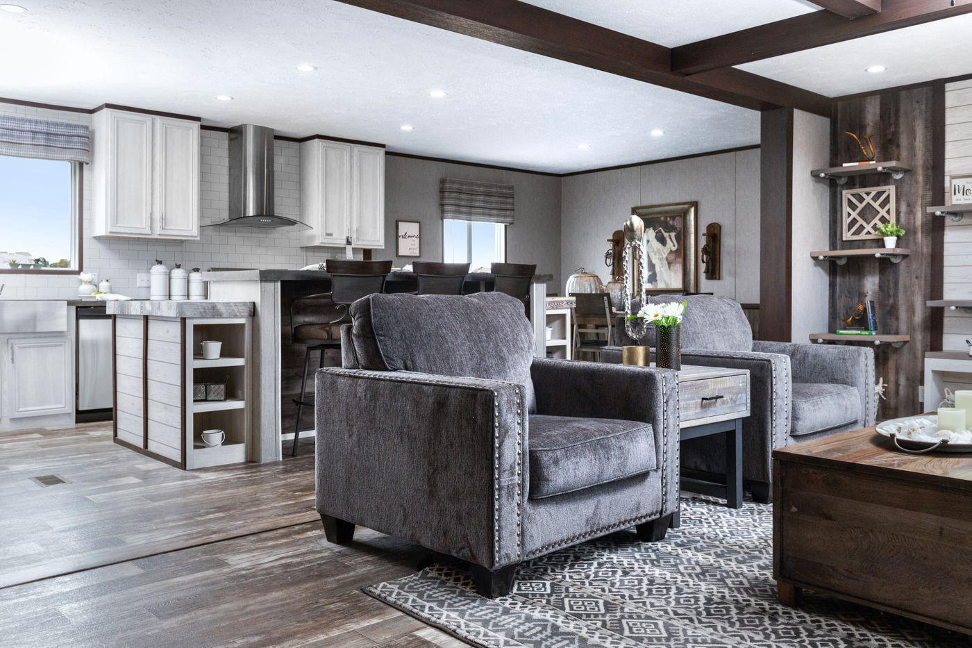 The Shoreline Living Room