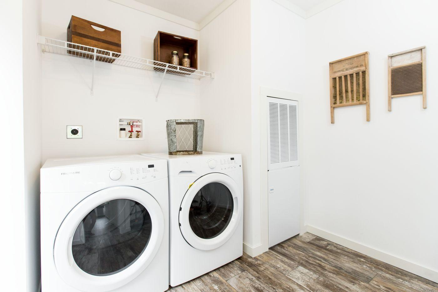 The Lulabelle Laundry Room